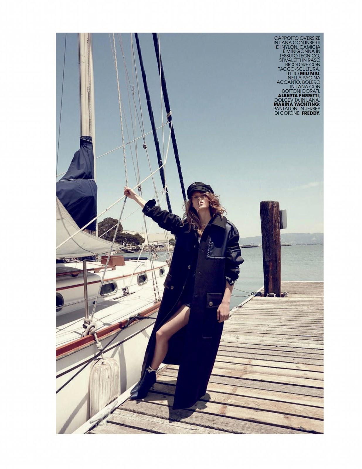 Marie Claire Italia - Settembre 2014 (dragged) 25