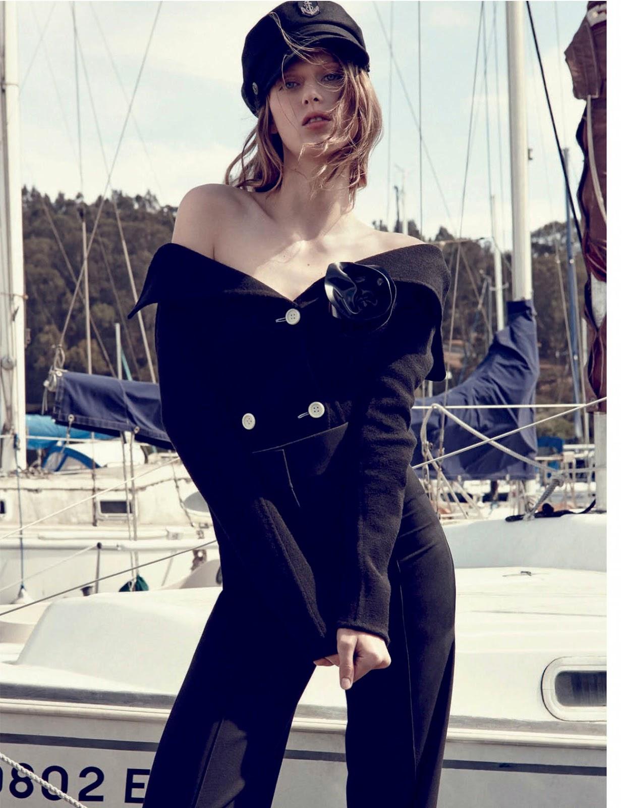 Marie Claire Italia - Settembre 2014 (dragged) 40
